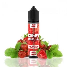 60ml Strawberry OhF! - 50ml S&V