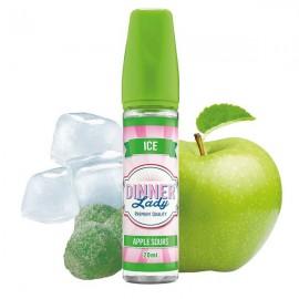 60ml Apple Sours ICE Dinner Lady - 20ml S&V