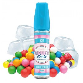 60ml Bubble Trouble ICE Dinner Lady - 20ml S&V