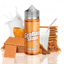 120ml Graham Slam Tobacco THE MAMASAN - 100ml S&V