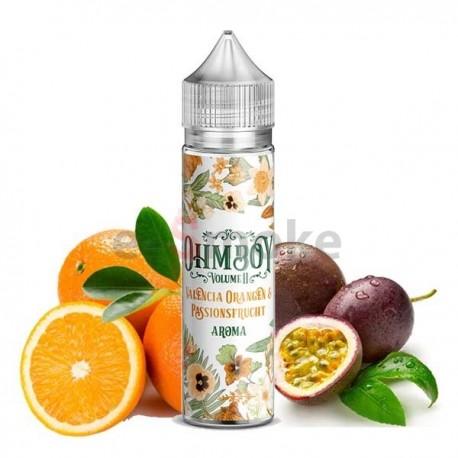 60ml Valencia Orange & Passionfruit OHMBOY - 15ml S&V