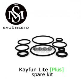 Kayfun Lite [plus] set náhradných dielov