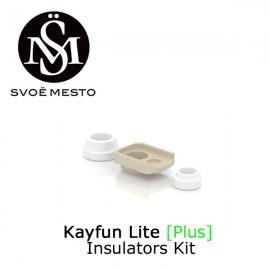 Kayfun Lite [plus] sada izolátorov