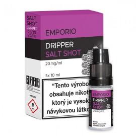 5x10ml SALT Dripper BOOSTER Emporio - 20mg