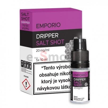 5x10ml Dripper BOOSTER Emporio SALT - 20mg