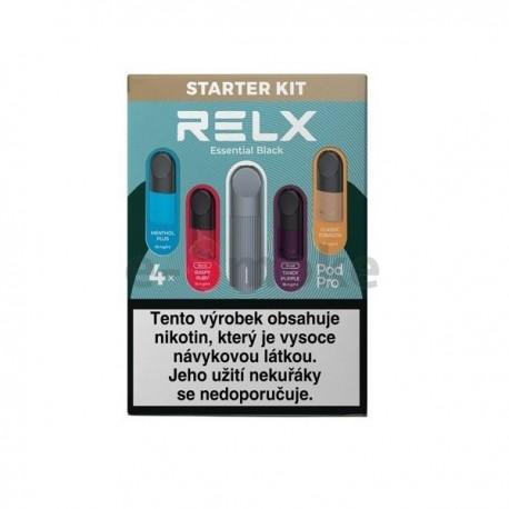 RELX Essential POD 350mAh + 4x prednaplnený Pod