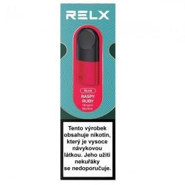 2x RELX Raspy Ruby Pod 1,9 ml