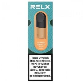 2x RELX Classic Tobacco Pod 1,9 ml