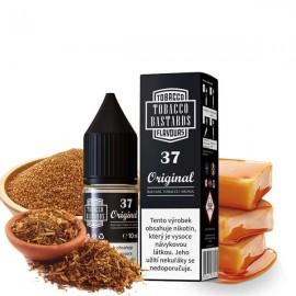 10ml No.37 Original Tobacco Bastards Salt e-liquid