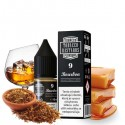 10ml No.9 Bourbon Tobacco Bastards Salt e-liquid
