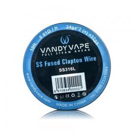 Vandy Vape SS Fused Clapton_24ga*2+32ga