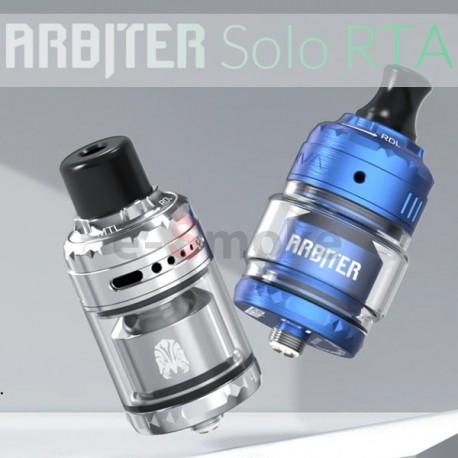 Oxva Arbiter Solo RTA 24mm