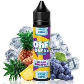 60ml Grape Pineapple OhF-Ice! - 50ml S&V