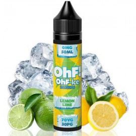 60ml Lemon Lime OhF-Ice! - 50ml S&V