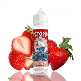 60ml Strawberry OCTOPUS - 10ml S&V