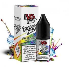 10ml Rainbow Blast IVG Salt e-liquid