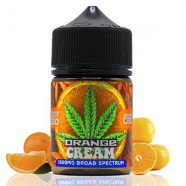 50ml Orange Cream Orange County Cali CBD