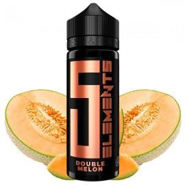 120ml Double Melon 5 ELEMENTS- 10ml S&V