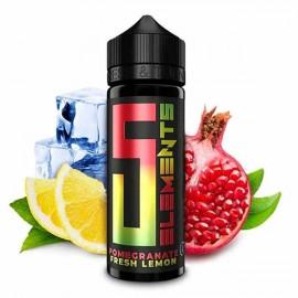 120ml Pomegranate Fresh Lemon 5 ELEMENTS- 10ml S&V