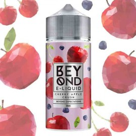 100ml Cherry Apple Crush IVG Beyond - 80ml S&V