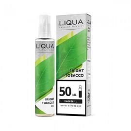 70 ml Bright Tobacco LIQUA MIX&GO - 50 ml S&V