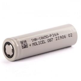 Batéria Molicel P26A 2600 mAh