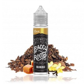 60ml Shanghai Baccy Roots 18ml S&V