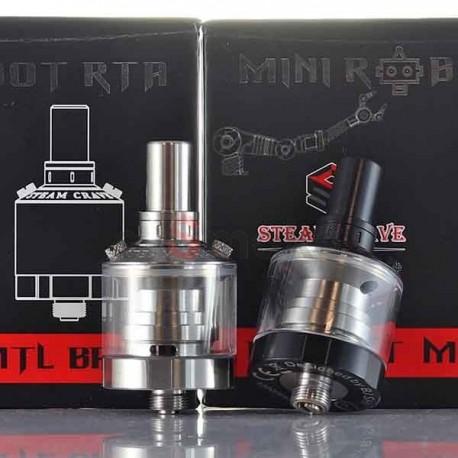 Steam Crave Mini Robot MTL RTA 23mm