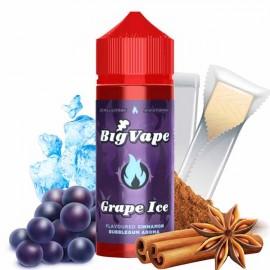 120ml Grape Ice BIG VAPE- 20ml S&V