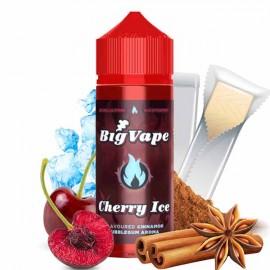 120ml Cherry Ice BIG VAPE- 20ml S&V