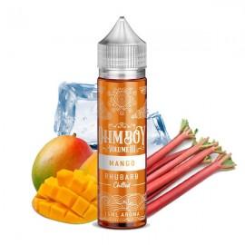 60ml Mango & Rhubarb Chilled OHMBOY III - 15ml S&V