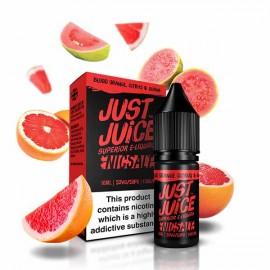 10ml Blood Orange Citrus & Guava Just Juice Salt e-liquid