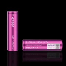 batéria Efest IMR 2100 mAh, 38 A