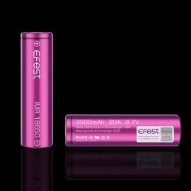batéria Efest IMR 3500 mAh, 20 A