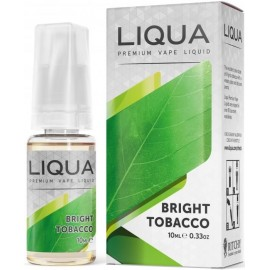 10 ml Bright tabak Liqua Elements e-liquid