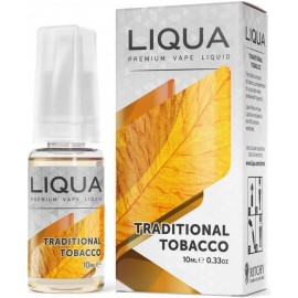 10 ml Tradičný tabak Liqua Elements e-liquid