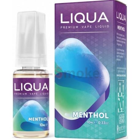 10 ml Mentol Liqua Elements e-liquid