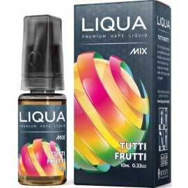 Tutti frutti Liqua Mix 10 ml e-liquid