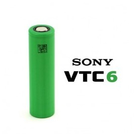 batéria Sony VTC6 3000 mAh, 20 A