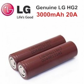 batéria LG HG2 3000 mAh, 20 A