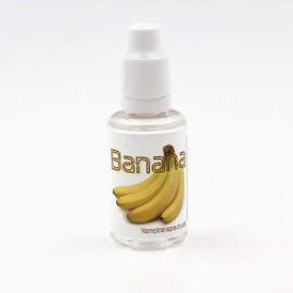 30 ml Banán Vampire Vape aróma