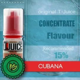 10 ml Cubana T-Juice aróma
