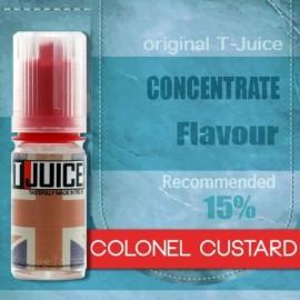 10 ml Colonel Custard T-Juice aróma