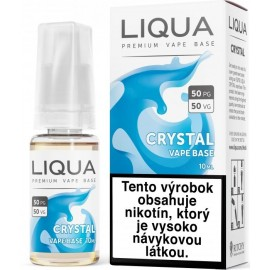 10 ml Liqua Crystal BOOSTER VGPG 50/50, 18 mg