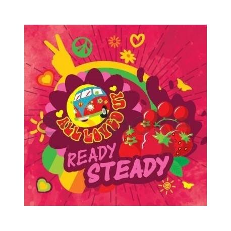 10 ml Ready Steady Big Mouth aróma