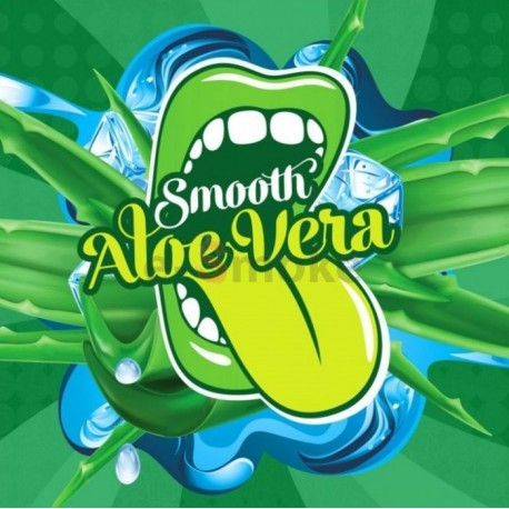 10 ml Smooth Aloe Vera Big Mouth aróma
