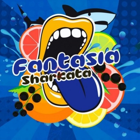 10 ml Fantasia Sharkata Big Mouth aróma