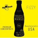 10 ml Pineapple, Strawberry, Mango Big Mouth aróma