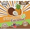 10 ml Pineapple and Coconut Big Mouth aróma