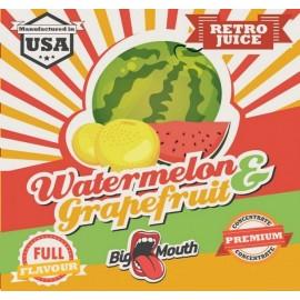 10 ml Watermelon and grapefruit Big Mouth aróma